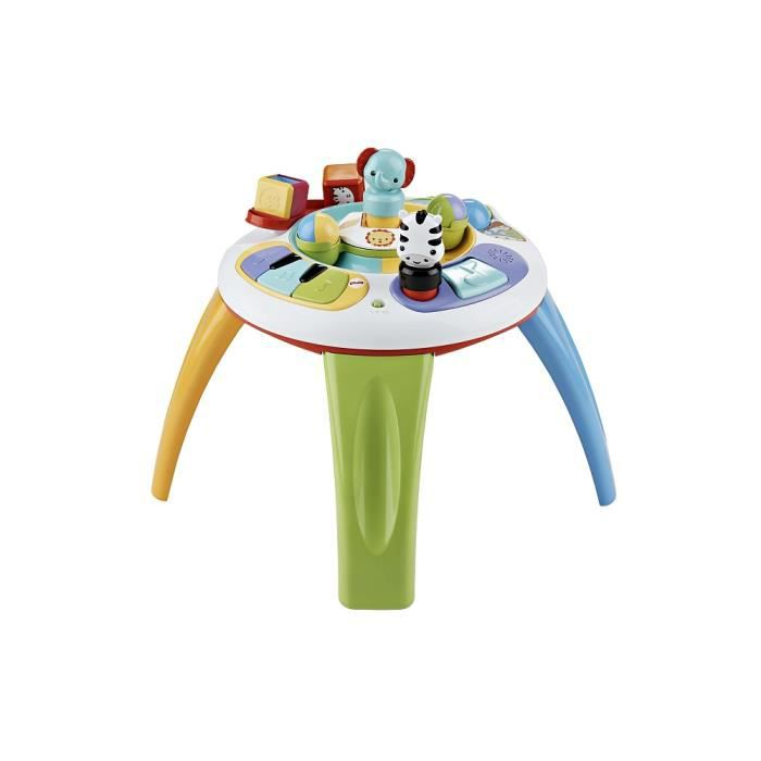 Fisher Price Table D Activites Musicale Silly Safari Achat