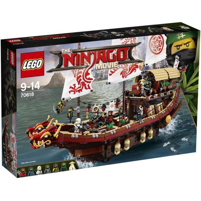Lego Mini Figures Ninjago Movie Série 71019 Maître Wu Scellé