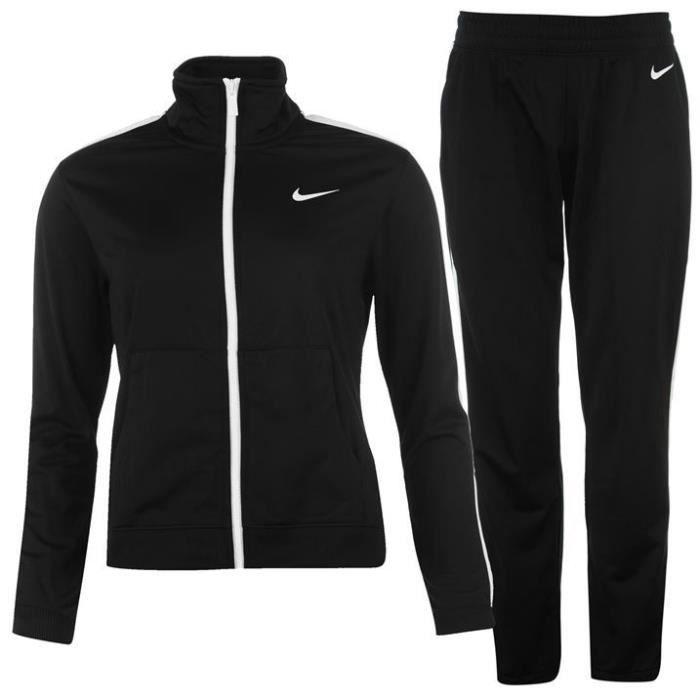 Jogging Nike Femme Noir Noir - Achat / Vente survêtement ...