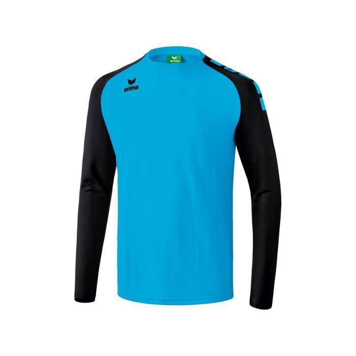 Erima TANARO Maillot Manches Longues Sport Shirt Football T-Shirt Fonction Shirt Shirt
