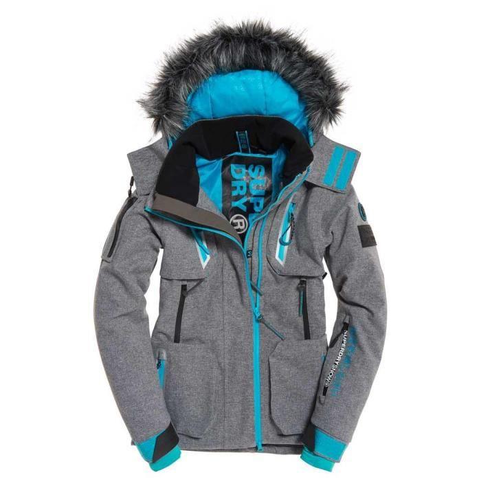 BLOUSON Vêtements femme Vestes Superdry Ultimate Snow Acti