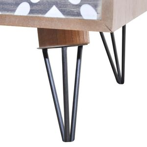 Table de chevet scandinave achat vente table de chevet for Table esprit scandinave