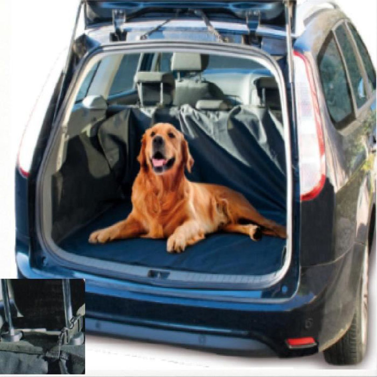 Plaid Anti Poil De Chat couverture plaid housse de protection pour coffre voiture pour chien