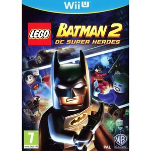 JEU WII U LEGO BATMAN 2 / Jeu Wii