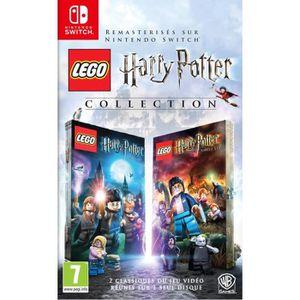 JEU PS4 LEGO Harry Potter Collection Jeu Switch