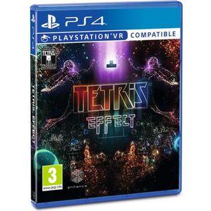 JEU PS4 Tetris Effect Jeu PS4 - VR