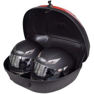 TOP CASE Top case moto 72 l pour 2 casques