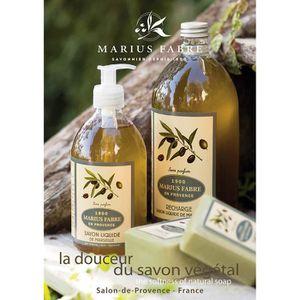 SAVON - SYNDETS Marius Fabre - SAVON DE MARSEILLE Liquide 500ml -