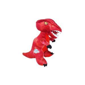 Soft en caoutchouc mousse T-Rex Dinosaures en Peluche chiffres avec son jeu cadeau 48 cm