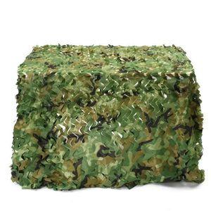 MIKKUPPA 3 x 6M Filet de Camouflage Parfaits pour Chasse F/ête Loisirs Ombrage Camping Jardin D/écoration 210D Bache Camouflage Militaire Durable Filet dombrage Camouflage Renforc/é