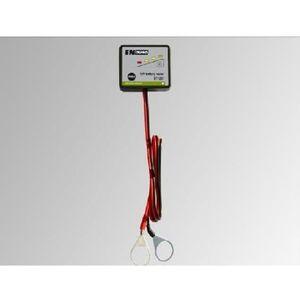CHARGEUR DE BATTERIE ENDURO Testeur de charge batterie 12V  - Installat