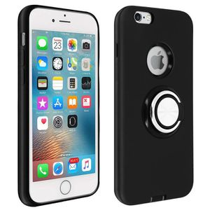 coque iphone 6 6s antichoc bague maintien support