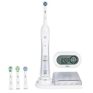 BROSSE A DENTS ÉLEC ORAL-B Pro 6200 SmartSeries Brosse à dents électri