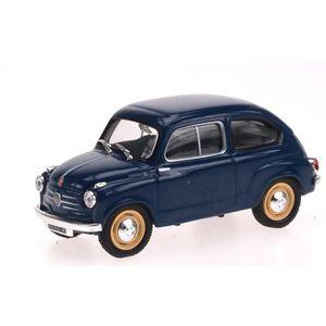 r/éf 177** 1960 voiture de collection /à l/échelle 1:43 bleue SKODA FELICIA