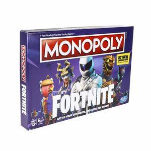 JEU SOCIÉTÉ - PLATEAU Hasbro jeu de société Monopoly (EN/NLFortnite)