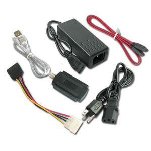 CÂBLE AUDIO VIDÉO Kingwing®  USB 2.0 au câble de conversion 3.5 disq
