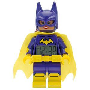 RÉVEIL ENFANT Réveil Lego Batman Movie Batgirl