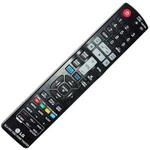 Ensemble home cinéma Télécommande - Home cinema, DVD, Blue-ray - LG (17