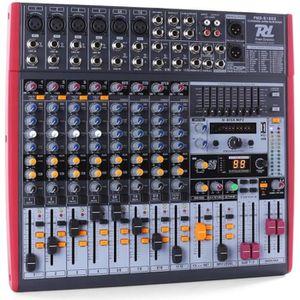 TABLE DE MIXAGE Power Dynamics PDM-S1203 Table de mixage 12 pistes