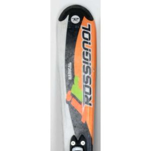 SKI Rossignol Radical J 2010 - Skis  Junior