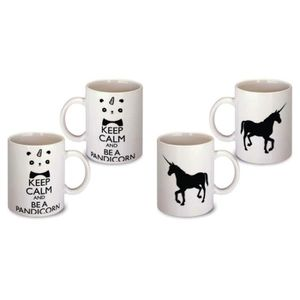 mug licorne achat vente mug licorne pas cher cdiscount. Black Bedroom Furniture Sets. Home Design Ideas