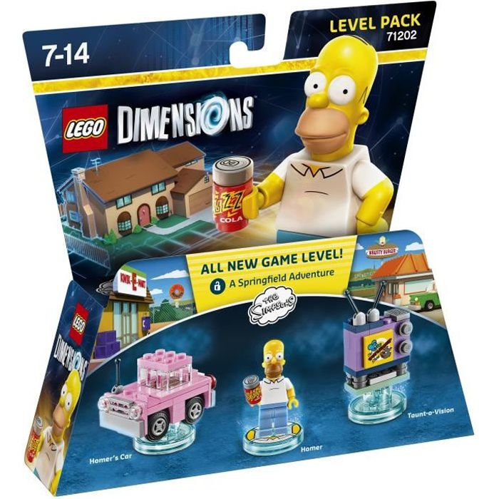 Photo de figurine-lego-dimensions-homer-simpson-les-simpson