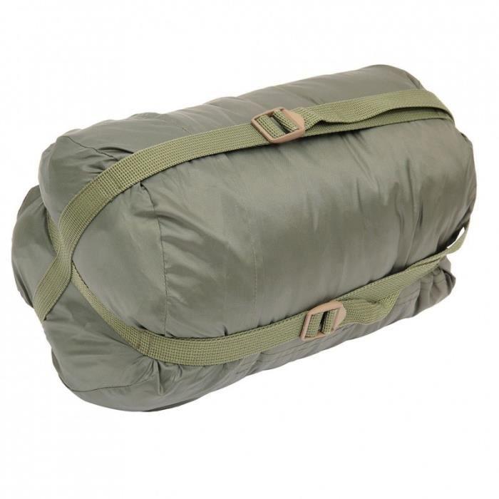 Sac de couchage Xpro Confort - Ares Vert - #096A09