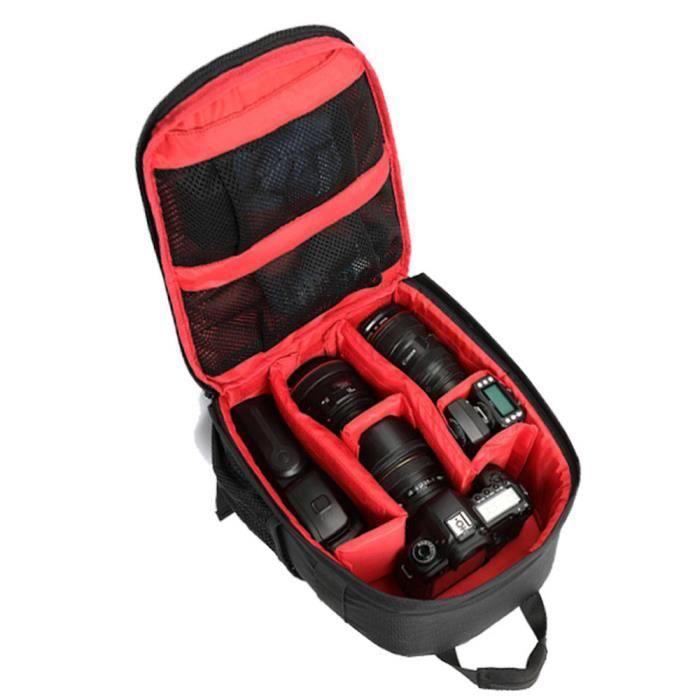 Sac étanche de sac à dos d'appareil-photo de sac à dos de voyage pour Canon RD-DYY70623861RD_109