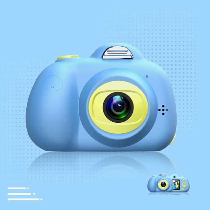 1080P HD enfants Appareil photo numérique selfie Machine photographique appareil photo 8 mégapixels 3
