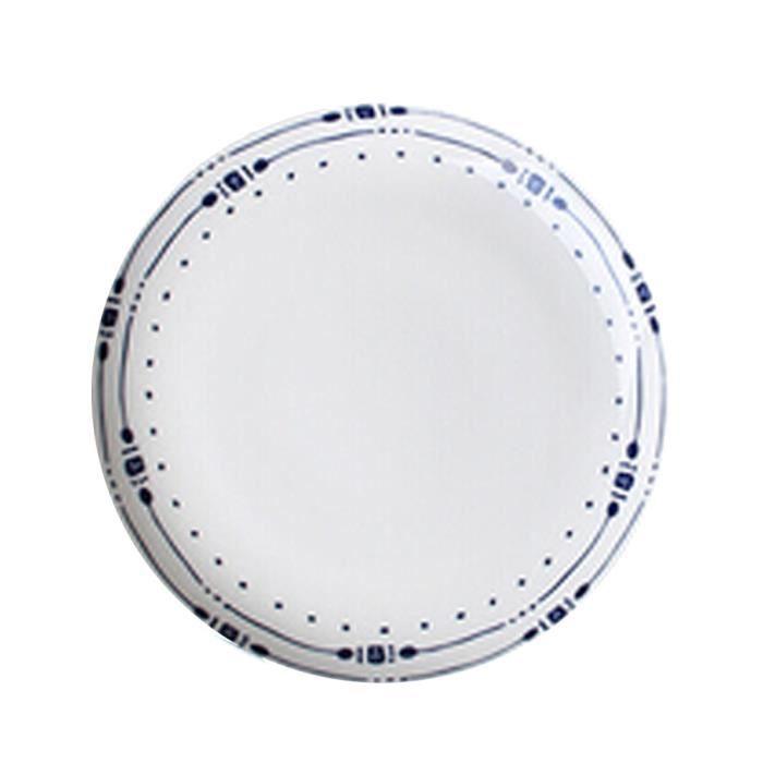 Round Winter Classic Design Ustensile de cuisine Lave-vaisselle Pâtisserie Assie