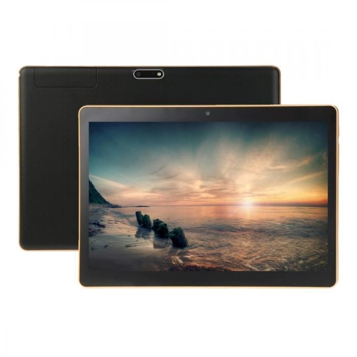 Pack Accessoires Android Tablet Phablette 3G, Android, 9.6 Pouces, 2Gb+32Gb, Gps, Noir