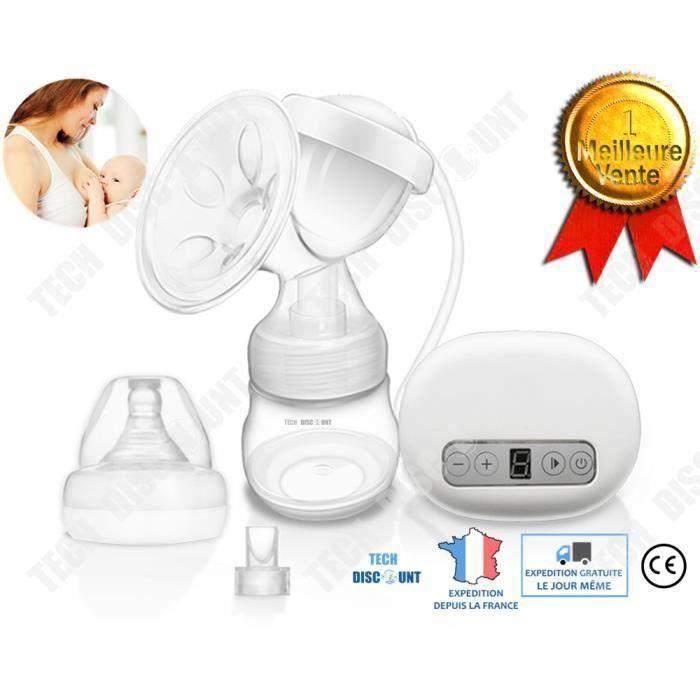 TD tire lait electrique bebe confort pompe a du sein maternel femmes enceintes nouveau né aspiration 9 frequences portable