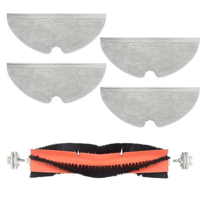 Accessoires remplaçables pour aspirateur Dreame Bot L10 Pro, brosse latérale au sol principal, couvercle de balai, CA1206678
