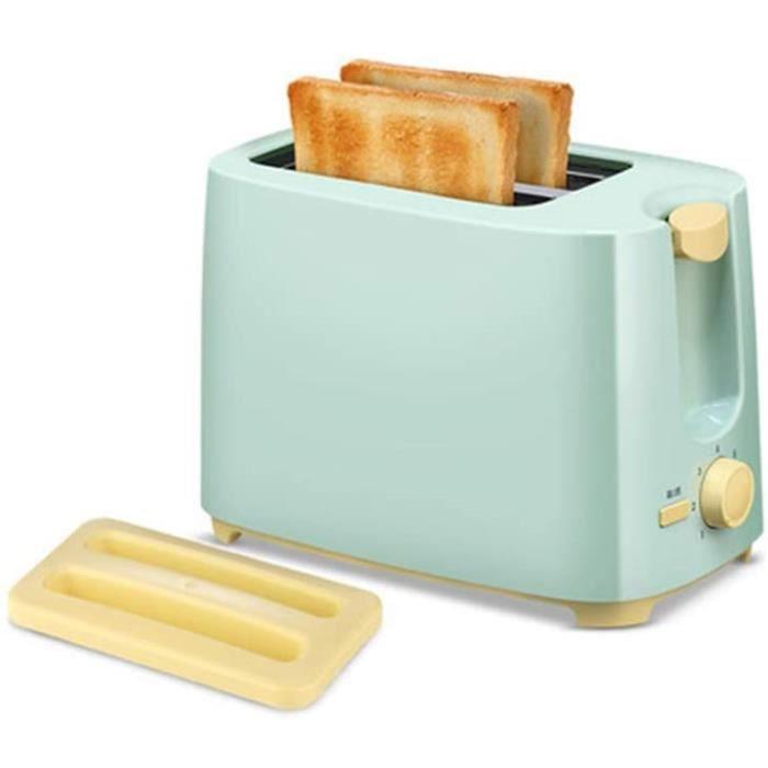 TOASTER ZHHAOXINTS Durable Toaster GrillePain Fente Large Speacutecial Baguette Colours 7 Niveaux Reacuteglables Reacutechauffe 1482