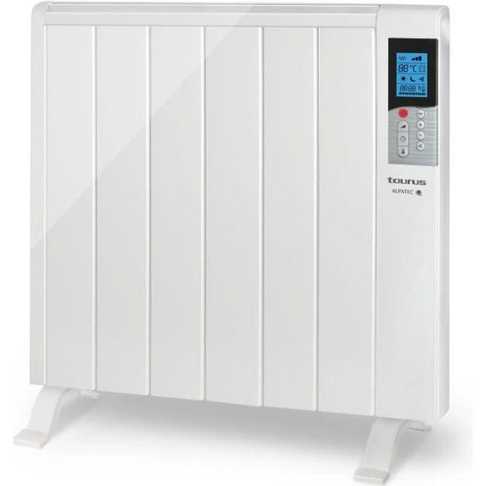 TAURUS Radiateur thermique à inertie sèche TANGER 1200 - 1200W