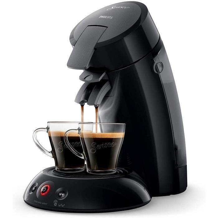 COMBINE CAFETIERE-EXPRESSO Philips HD6554-61 Machine &agrave Caf&eacute &agrave Dosettes Senseo Original Noir 0, 75 Litre15