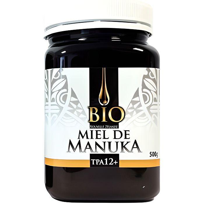 Dr Theiss Miel de Manuka Bio TPA 12 500g
