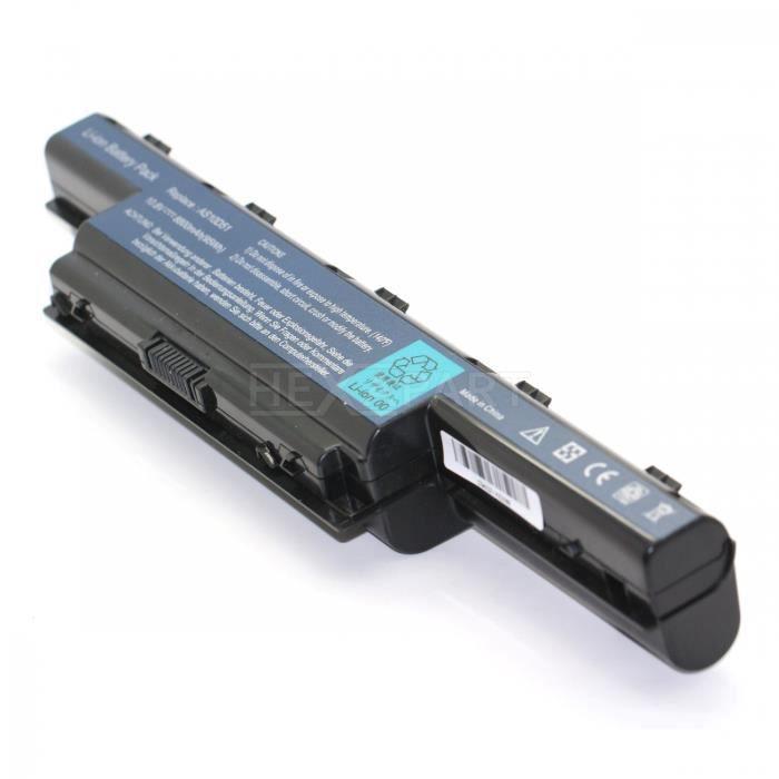 Batterie Compatible Pour ACER Aspire 5733-Z 10.8V 7800mAh
