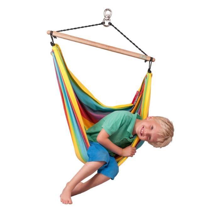Chaise-Hamac Enfants -IRI- Rainbow