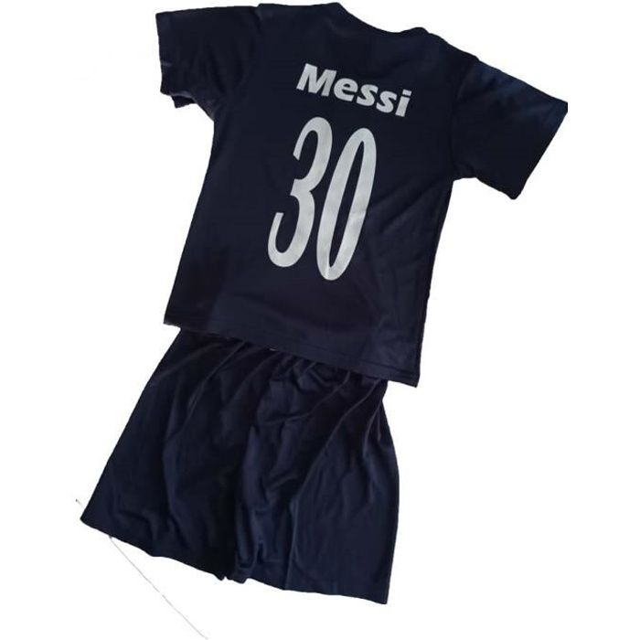 MAILLOT + SHORT PARIS N°10 MBAPPE france