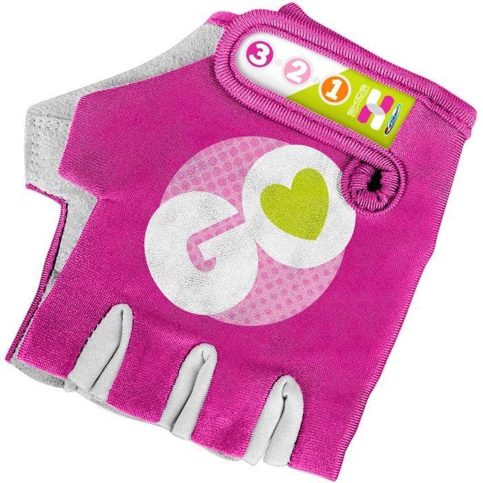 STAMP Mitaines Pink Skids Control