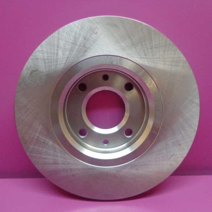 Jeu de disques de freins avant, Citroen C5 l 2.0 HDi 90 - 107 - 109cv de 03/01 à 08/04