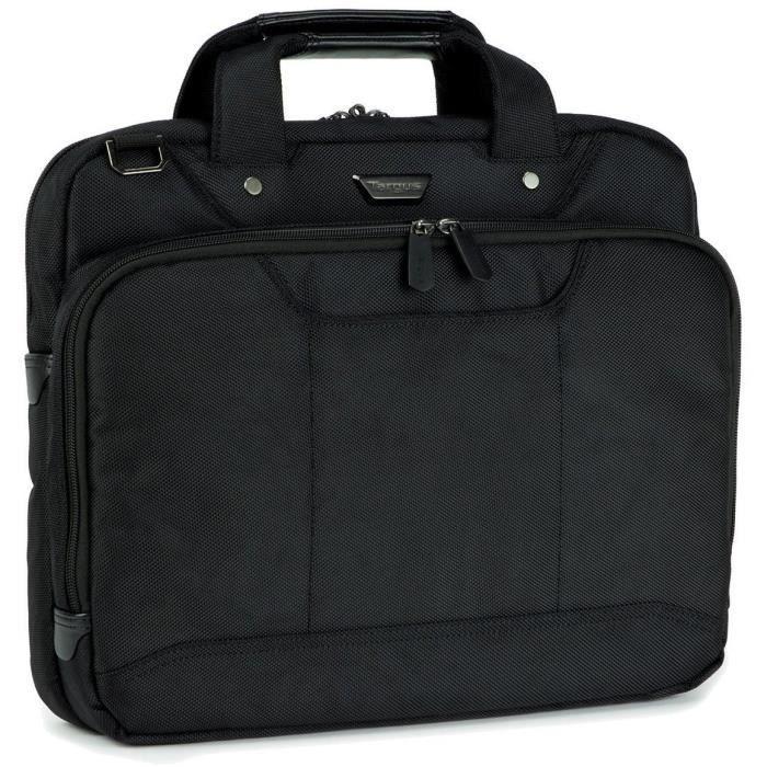TARGUS Sacoche pour ordinateur portable Corporate Traveller 14- - Ultra fine - Noir