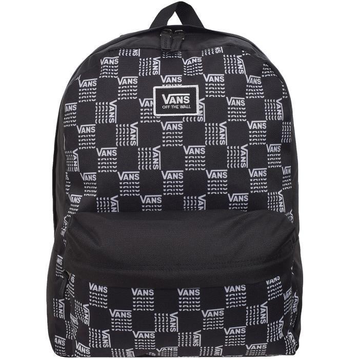 Vans Realm Classic Mixte sac à dos sport poche - noir - OS