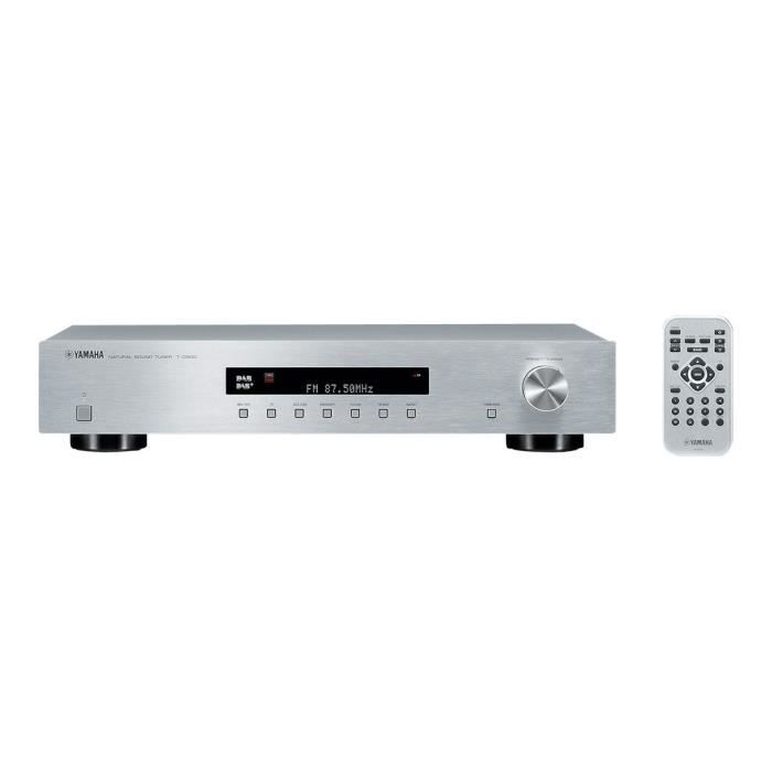 YAMAHA T-D500 Tuner radio DAB/DAB+/FM/AM avec fonction RDS