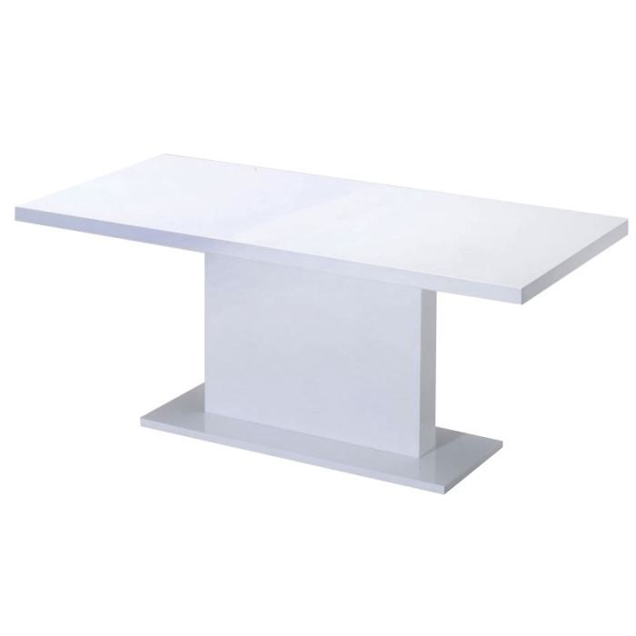 Table ronde blanche laquee 28 images table ronde - Ikea table ronde blanche ...