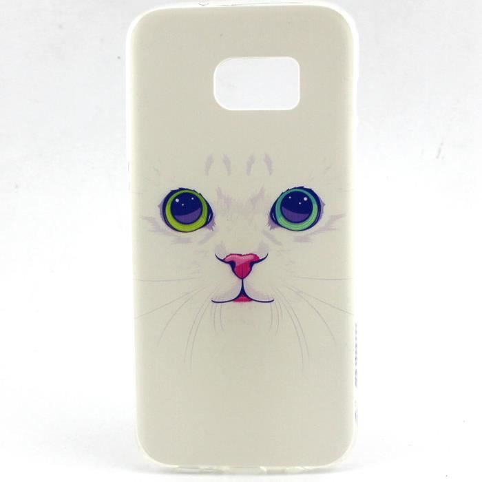 coque samsung galaxy s7 chat