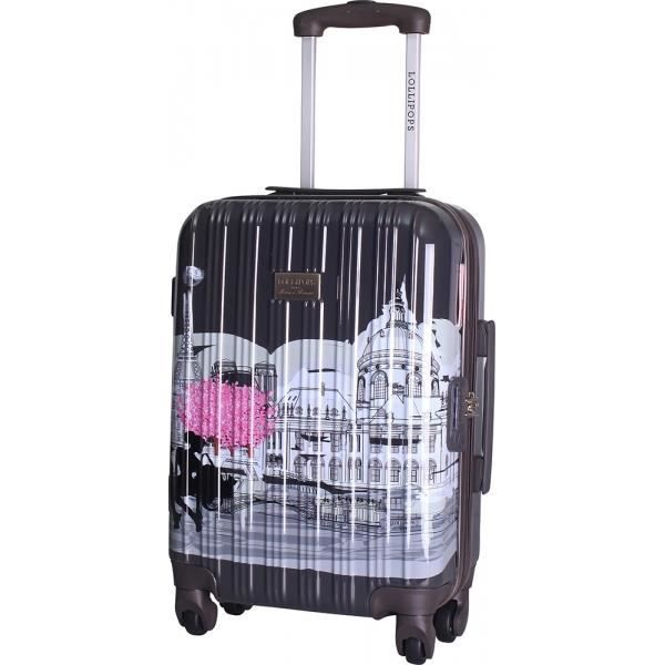 valise cabine rigide 49cm lollipops bagage rigide polycarbonate achat vente valise bagage. Black Bedroom Furniture Sets. Home Design Ideas