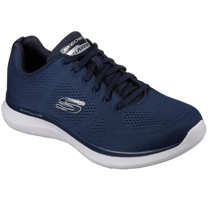 Skechers Relaxed Fit: Quantum Flex - Rood
