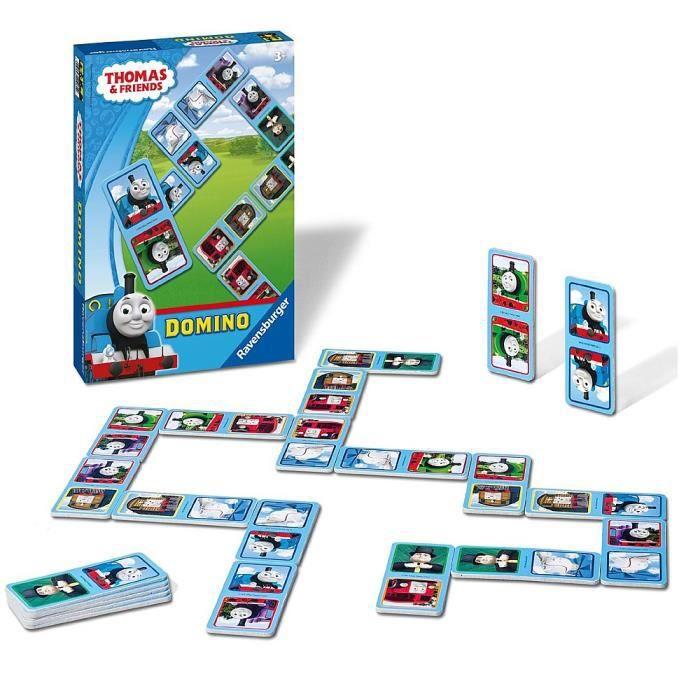 Ravensburger 20338 coloré de haute qualité thomas /& friends jeu de carte-multi